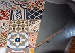 Zementfließen & Parketboden verlegen sowie Lehm Glätte